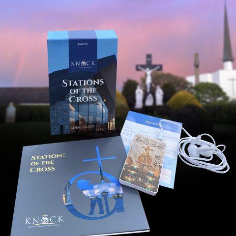 Stations of the Cross Prayer Set