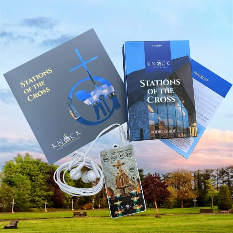 Stations of the Cross +background