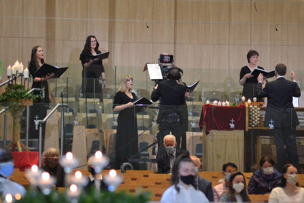 15th Aug Eurovision Mass Schola Cantorum Basilicae 3